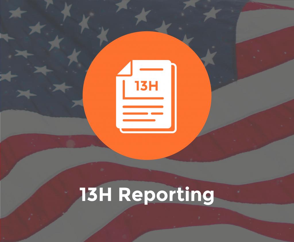13H Reporting