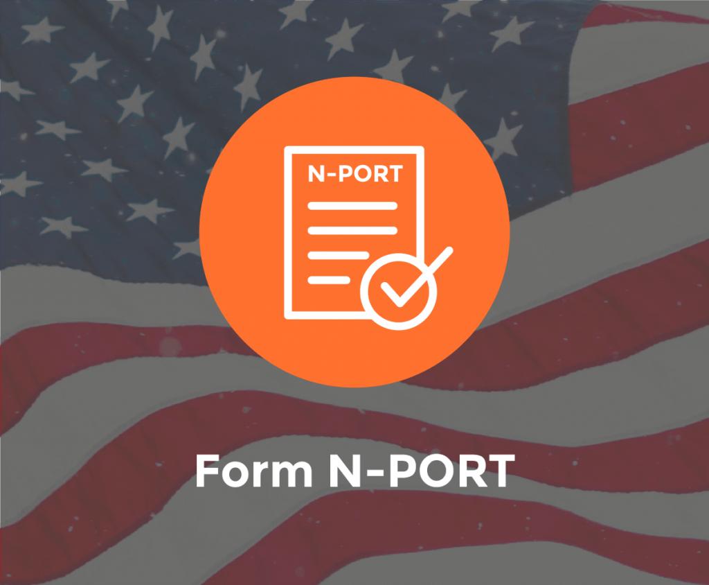 Form N-PORT