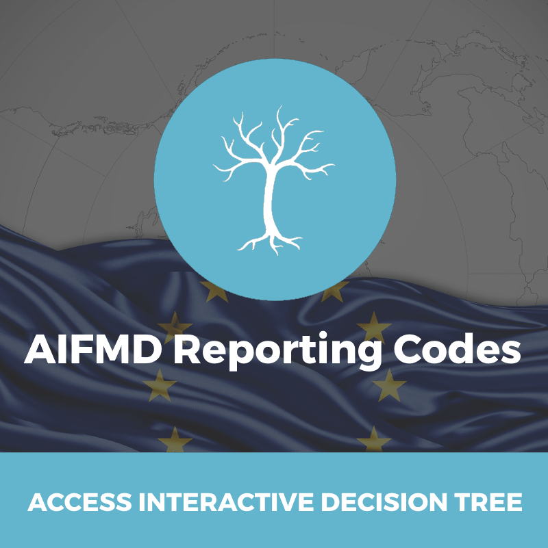AIFMD Reporting Codes