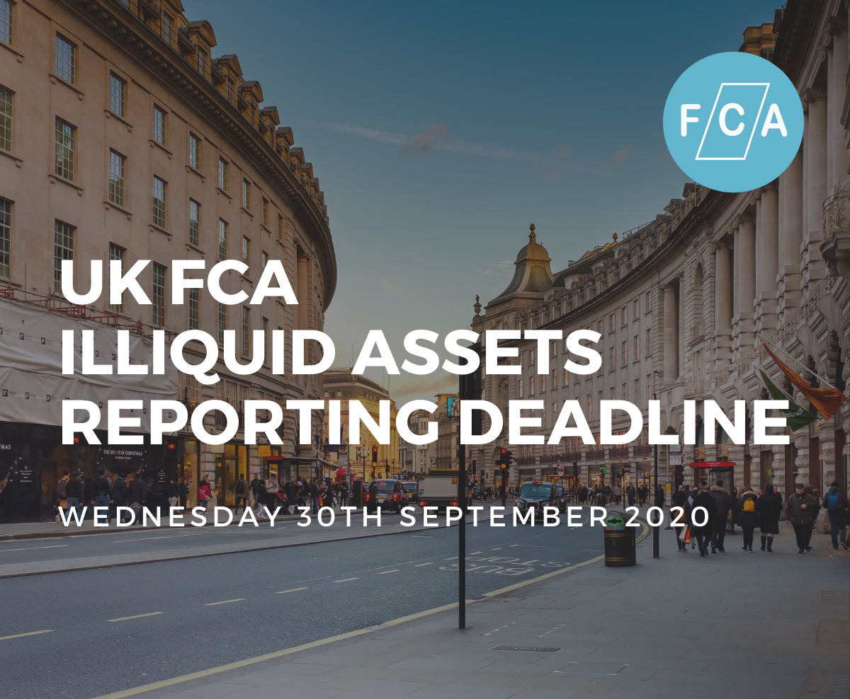 FCA new rules for open-ended funds investing in inherently illiquid assets