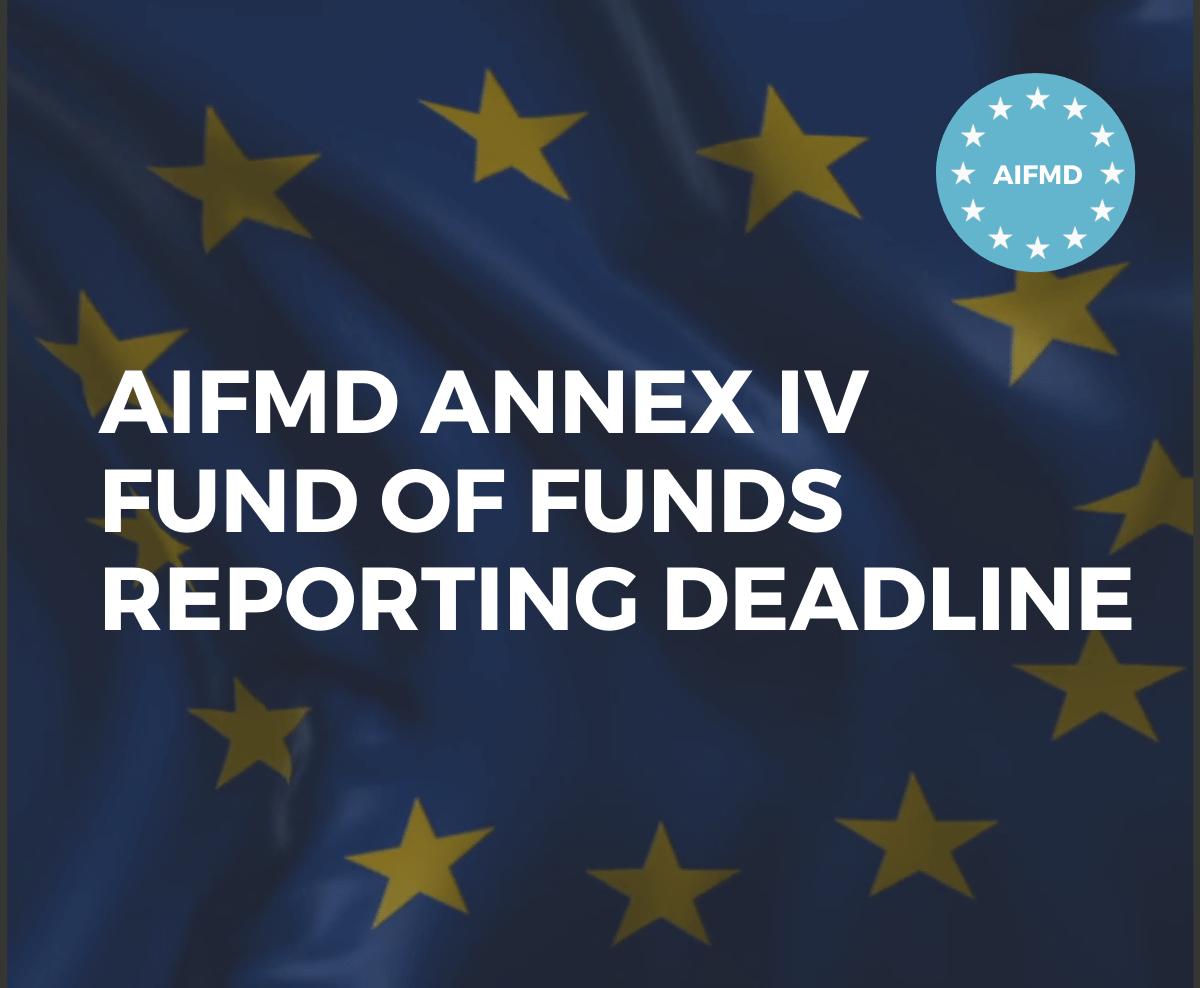 AIFMD Annex IV - Fund of Funds