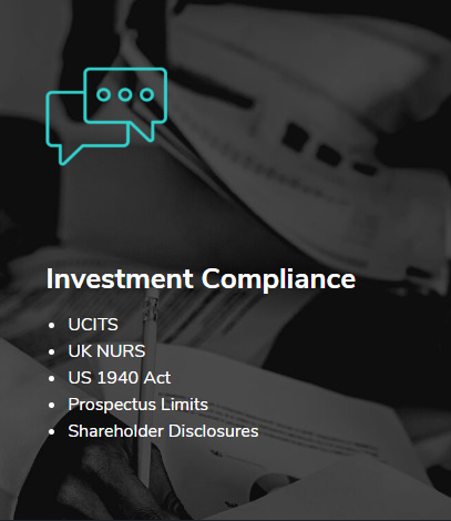 Investment Compliance Solutions by Funds-Axis