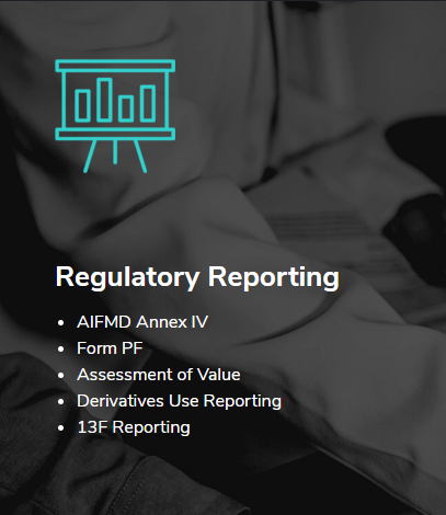 Regulatory Reporting Solutions by Funds-Axis